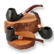 Peterson Christmas 2020 Briar Pipes