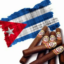Cuban Hand Rolled Cigars