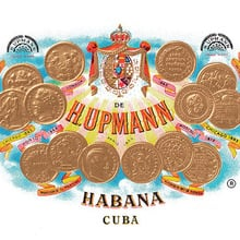 H.Upmann Tubed Cuban Cigars