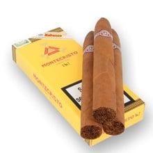 Montecristo Un-Tubed Cuban Cigars