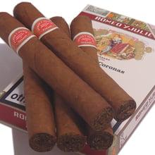 Romeo Julieta Un-tubed Cuban Cigars