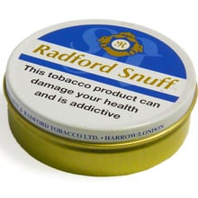 Radfords English Snuff