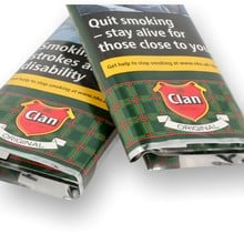 Clan Aromatic Pipe Tobacco