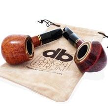 DB Design Berlin German Made Briar Pipes