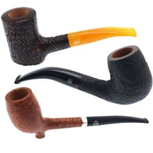 Charles Rattray's Briar Pipes