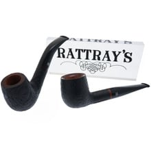 Charles Rattray's Old Gowrie 9mm Briar Pipes