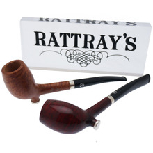 Charles Rattray's Old Perth Briar Pipes