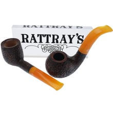 Charles Rattray's Six Friends 9mm Briar Pipes
