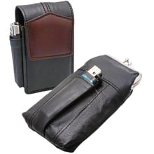 Leather Cigarette Packet Holders