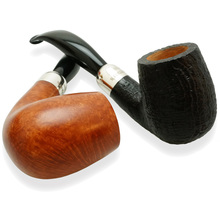 Charles Rattray's The Chief XL Briar Pipes (9mm Filter)