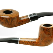 Stanwell Amber Light 9mm Smoking Pipes