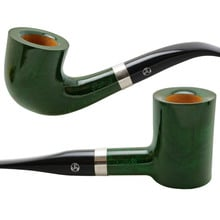 Charles Rattray's Lowland Green 9mm Briar Pipes