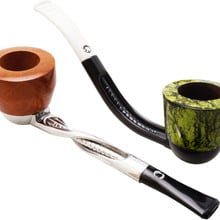 Limited Edition Falcon Pipes
