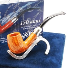 Savinelli 130th Anniversary Aged Plateaux Pipes