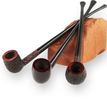 Wessex Budget Briar Churchwarden / Reading Pipes