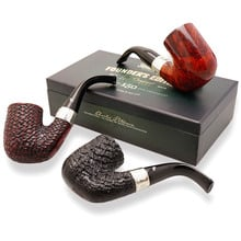 Peterson 150th Anniversary Founders Pipes (Limited Edition)