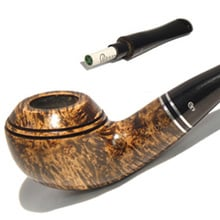 Peterson Dublin Filter 9mm Briar Pipes