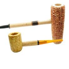 Missouri Meerschaum Corn Cob Smoking Pipes