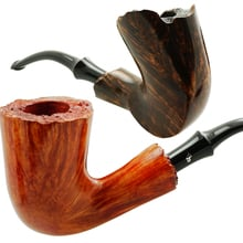 Peterson Plato Freehand Briar Pipes