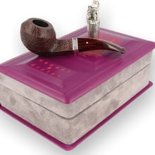 Alfred Dunhill White Spot Pipes