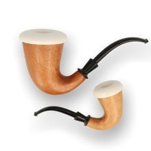 Wooden Calabash Pipes