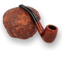Alfred Dunhill White Spot Amber Root Briar Pipes