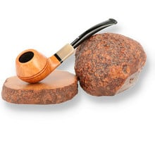Alfred Dunhill White Spot Root Briar Pipes