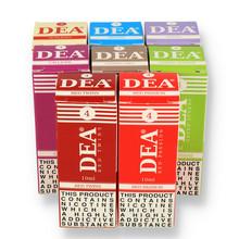 DEA 10ml 4mg Premium Italian Eliquid (Low)