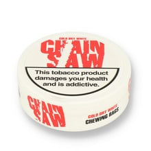 Chainsaw Tobacco Chew Bags