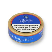 Goteborgs Rape Tobacco Chew Bags