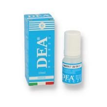 DEA 10ml 0mg Breeze (Peppermint) Italian Eliquid (Nicotine Free)