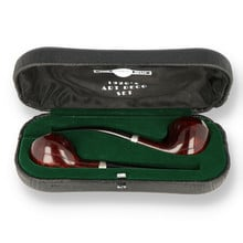 Alfred Dunhill Bruyere Art Deco Pipe Set 17 of 40 (WS019817)