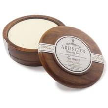 D R Harris and Co Arlington Wooden Mahogany Soap Dish