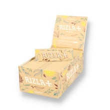 Rizla Natura REGULAR Extra Thin Organic Hemp Papers (Full Box)