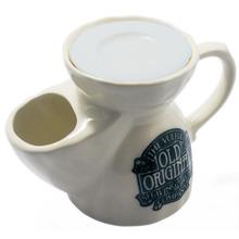 Vulfix Cream Old English Shaving Scuttle (Mug) with Soap