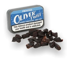 Oliver Twist Frosted (Spearmint) Chewing Tobacco Bits