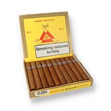 Montecristo No 4 (Box of 10 Un-Tubed Cuban Cigars)