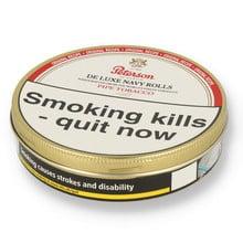 Peterson De Luxe Navy Rolls Pipe Tobacco (50g Tin)
