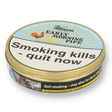 Peterson Early Morning Pipe Tobacco (50g Tin)