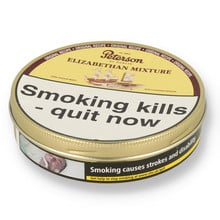 Peterson Elizabethan Mixture Pipe Tobacco (50g Tin)
