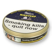 Peterson Nightcap Pipe Tobacco (50g Tin)
