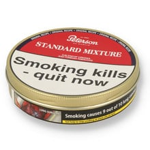 Peterson Standard Mixture Pipe Tobacco 50g Tin