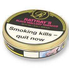 Charles Rattray's Black Mallory Pipe Tobacco (50g Tin)
