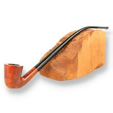 **DISCONTINUED** Wessex Deluxe Briar British Made Churchwarden Reading Pipe (26)