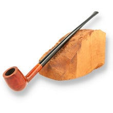Wessex Deluxe Briar British Made Churchwarden Reading Pipe (28)