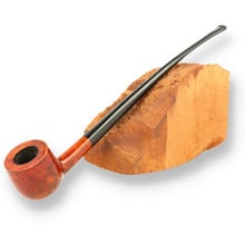 Wessex Deluxe Briar British Made Churchwarden Reading Pipe (29)