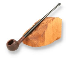 Wessex Deluxe Briar British Made Churchwarden Reading Pipe (33)