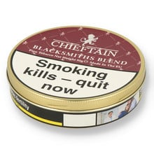 Chieftain Blacksmiths Blend Pipe Tobacco (50g Tin)