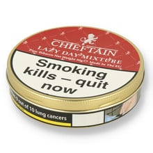 Chieftain Lazy Day Pipe Tobacco (50g Tin)