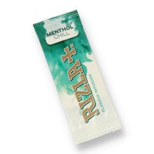 Rizla Menthol Chill Flavour Green Infusion Cards